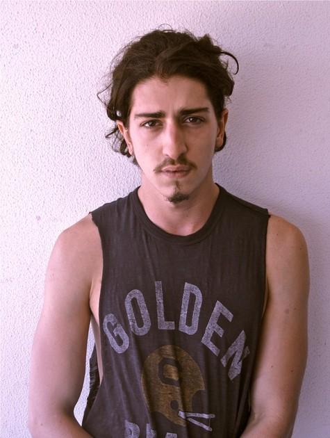 Johnny Massaro, o ferdinando de Meu pedacinho de chão (Foto: Rael Baja)