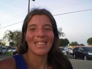 Colombiana com transtorno mental desaparece de hospital no Tocantins (Foto: Arquivo Pessoal)