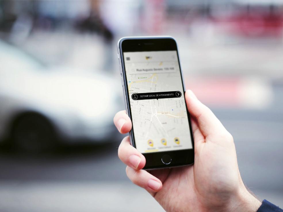 Liminar autoriza prefeitura a fiscalizar os motoristas do Uber em São José (Foto: Divulgação)