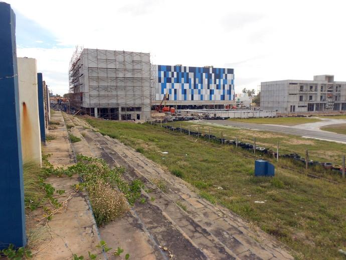 Katódromo de Lauro de Freitas, Bahia (Foto: Raphael Carneiro)