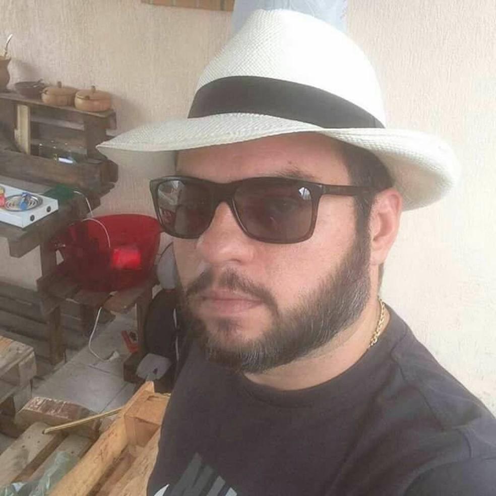 Francisco Junior foi encontrado morto na manhã deste domingo na Grande Natal (Foto: reprodução/Facebook)