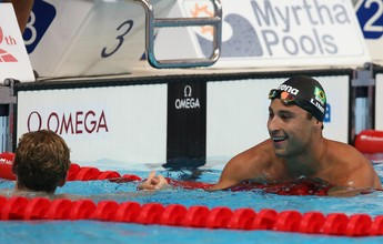 França e Lima avançam às semis em prova com recorde mundial em Kazan