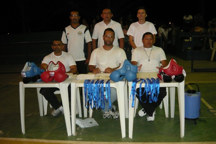 Boxe Roraima (Foto: Divulgação)