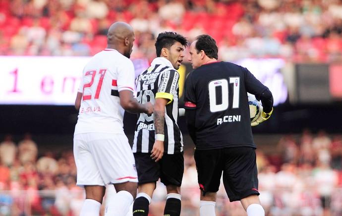 23eece8da9 Rogério Ceni e Gabriel
