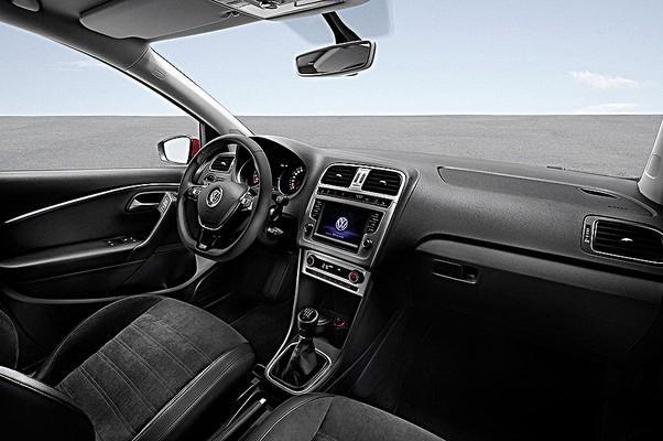 Volkswagen Polo 2014 europeu (Foto: Volkswagen)