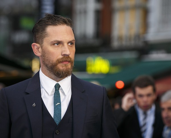 O ator Tom Hardy (Foto: Getty Images)