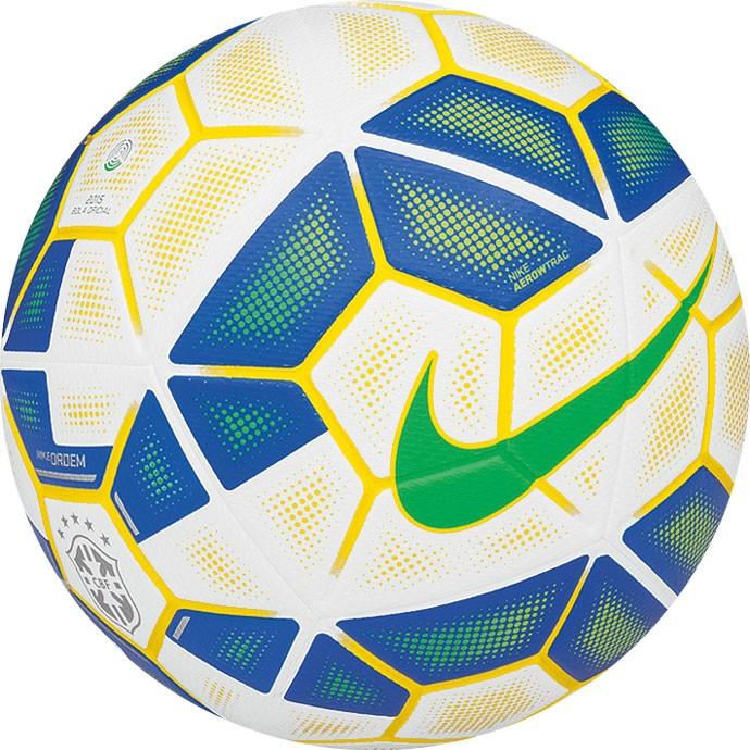 Nike revela a bola oficial do Brasilerão e da Copa do Brasil 2015 (Foto: Divulgação)