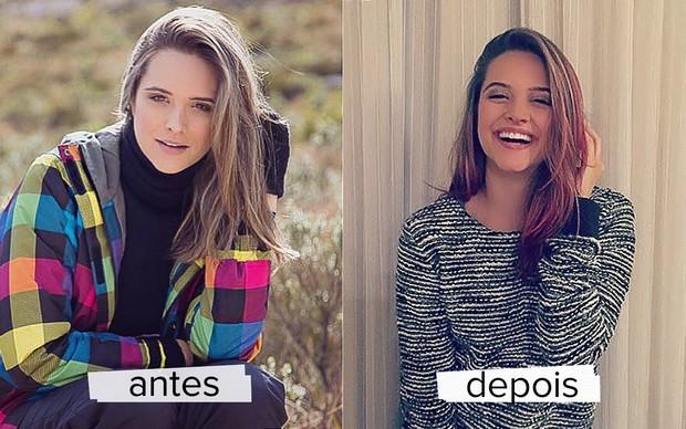 Juliana Paiva (Foto: Instagram / Reprodução - Rodrigo Bressane / Divulgaçã)