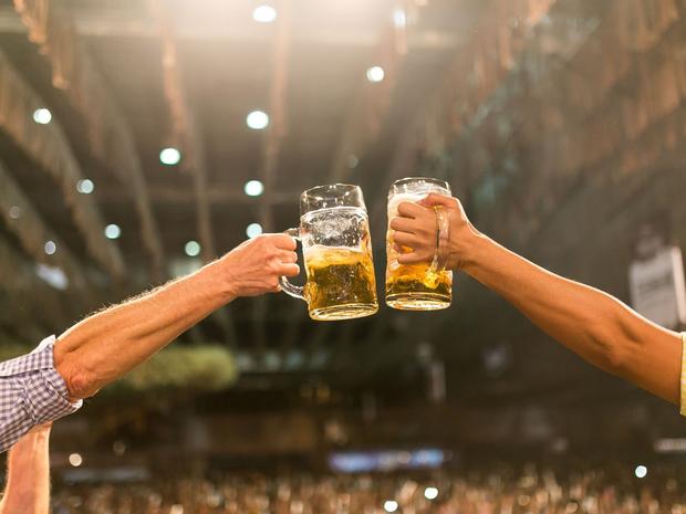 Nos 11 primeiros dias da oktoberfest 2015, 480 mil litros de chope foram vendidos (Foto: Oktoberfest 2015/Divulgação)