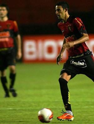 Naldinho, meio-campo do Sport (Foto: Divulgação/Sport)