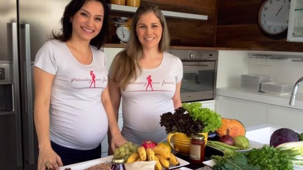 Nutricionista Bettina Moritz fala sobre alimentação (Foto: Mateus Castro/RBS TV)