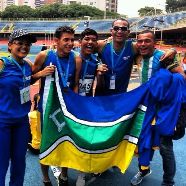 Atletismo garante ao AP 6 medalhas nos jogos paralímpicos em São Paulo (Foto: Divulgação/Agência Amapá)