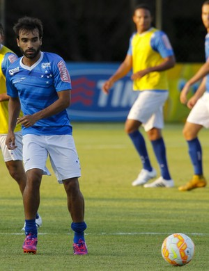 Gabriel Xavier Cruzeiro (Foto: Washington Alves/Light Press)
