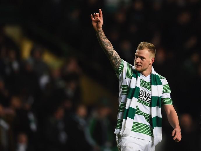 Guidetti Celtic x Inter (Foto: Getty Images)