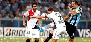 Grêmio x Newell's Old Boys (Foto: Wesley Santos / Agência PressDigital)