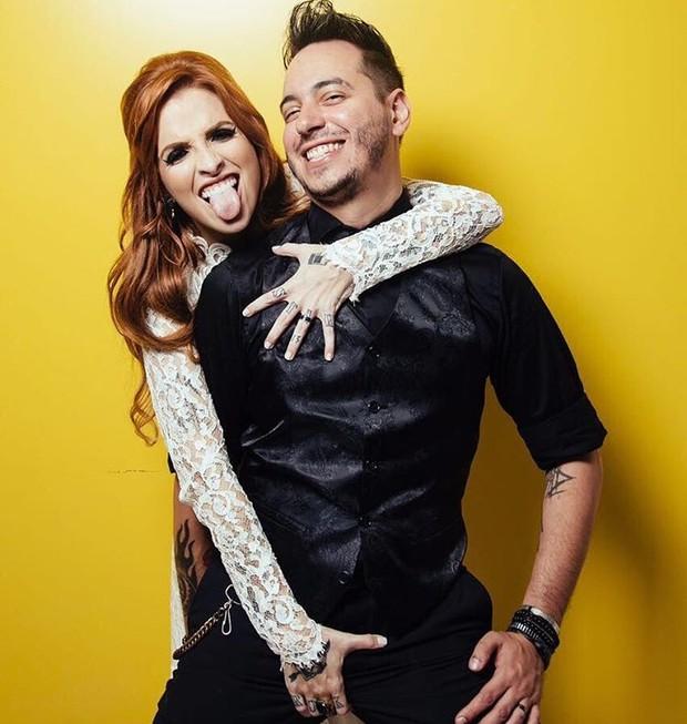 Clara Aguilar e Giu Daga (Foto: Reprodução/Instagram)