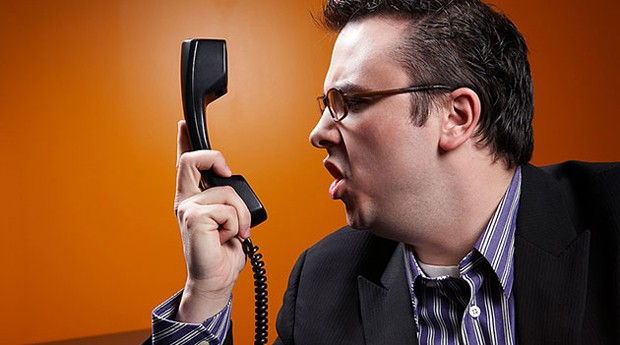 Cliente nervoso: saiba como transformar insatisfação em oportunidade (Foto: Reprodução)