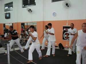 Com foco na capoeira, Álvares Machado se prepara para os Abertos (Foto: Coordenadoria Municipal de Esporte / Cedida)