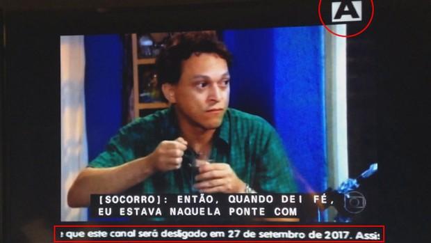 TV Tribuna dá início ao processo de desligamento do sinal analógico (Reprodução / TV Tribuna)