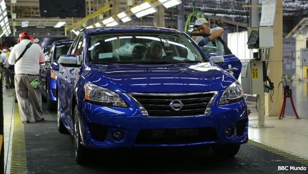 Tratados de livre comércio despertam interesse das montadoras no México (Foto: BBC Mundo)