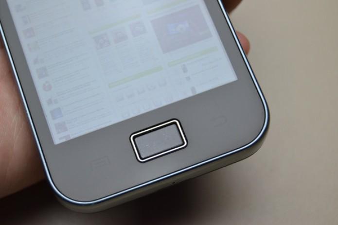 Smartphone Samsung Galaxy Ace GT-S5830B