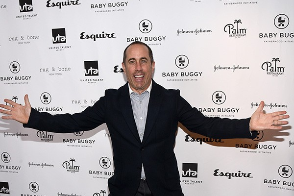 O ator Jerry Seinfeld (Foto: Getty Images)
