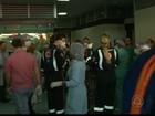 Morre em hospital quarta vítima de acidente entre ônibus e trem na PB