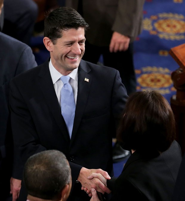 Ryan  (Foto: Chip Somodevilla/AFP)