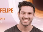 'BBB 17': Luiz Felipe diz ser tímido na conquista e 'nerd não aparente'