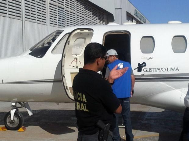 Avião de empresário de Gusttavo Lima é impedido de voar (Foto: Divulgação/Anac)