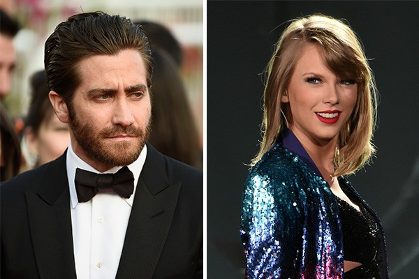 Jake Gyllenhaal e Taylor Swift (Foto: Getty Images)