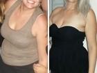 Após gestação, jovem perde 22 kg com treino funcional e dieta em GO