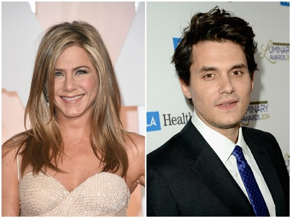 Jennifer Aniston e John Mayer  (Foto: Getty Images)