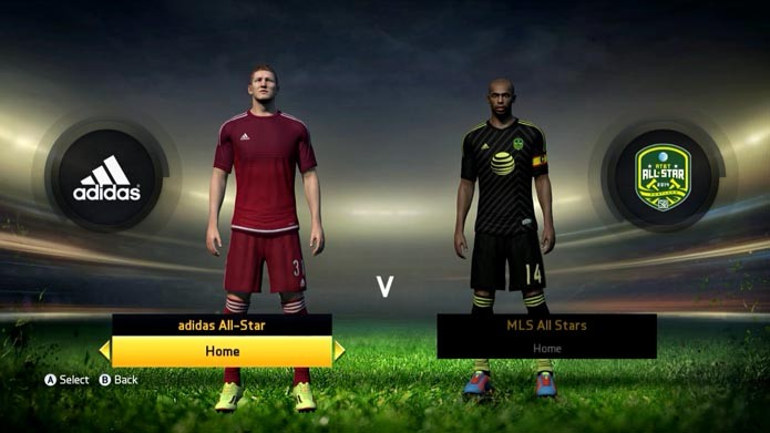Fifa 15: como desbloquear os times MLS All-Stars e Adidas (Foto: Reprodução/Murilo Molina)