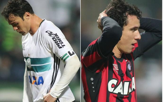 Coritiba e Atlético-PR anunciam que estão fora da Primeira Liga