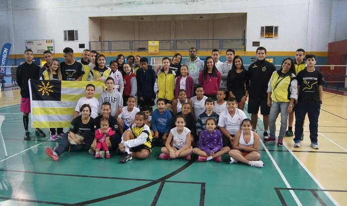 Equipe de Volta Redonda fez bonito em etapa do estadual (Foto: Divulgação/PMVR)