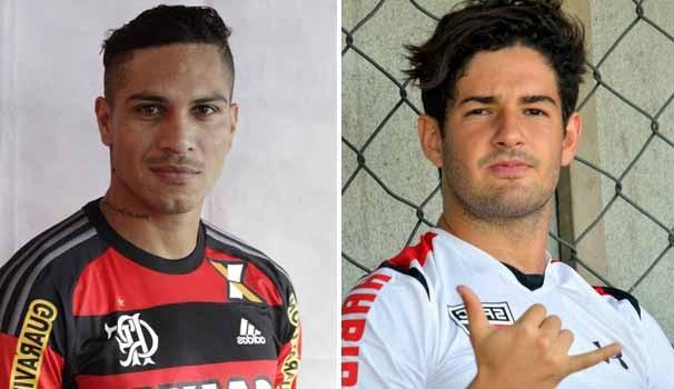 RPC transmite Flamengo x São Paulo, neste domingo (23) (Foto: Divulgação/ GE / Site do Flamengo )