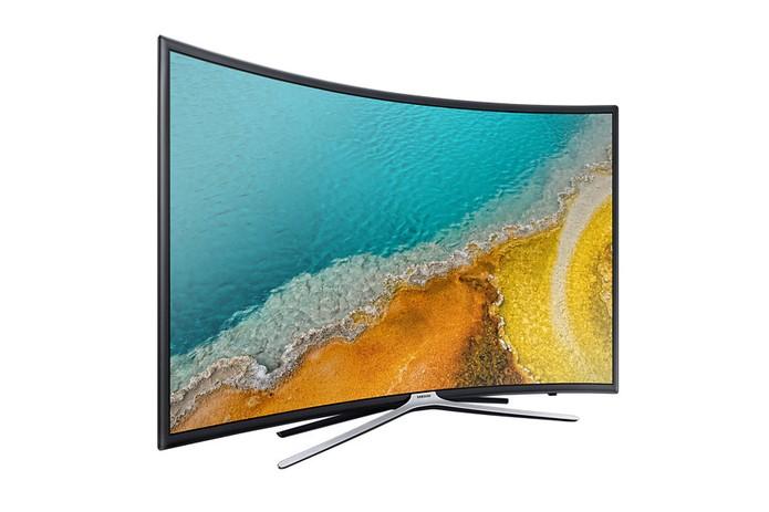 Smart TV da Samsung tem tela curva de 40 polegadas em Full HD (Foto: Divulgação/Samsung)