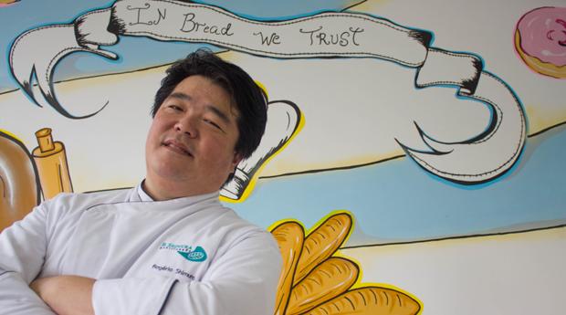 Shimura: excelência em formar novas padarias (Foto: Divulgação/Rogerio Shimura)