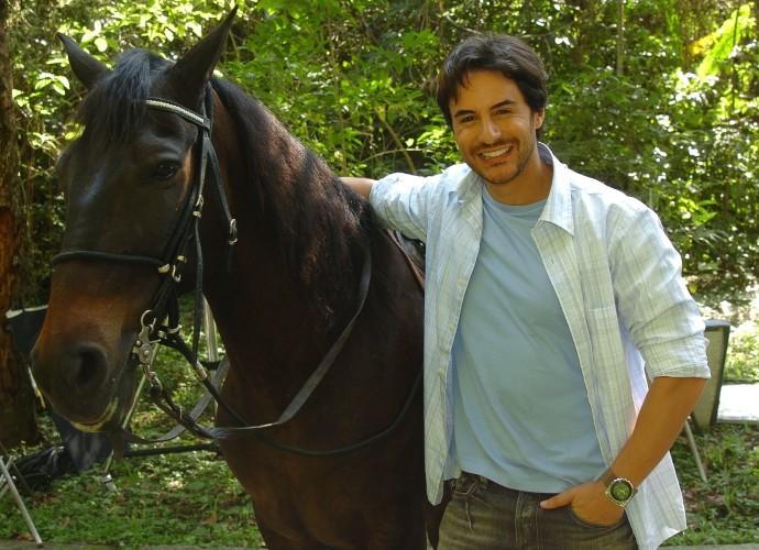 Ricardo Tozzi em Malhação (Foto: TV Globo)