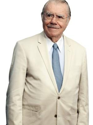 O senador José Sarney (PMDB-AP) fará a ponte com artistas e intelectuais (Foto: Honório Moreira/OIMP/D.A Press)