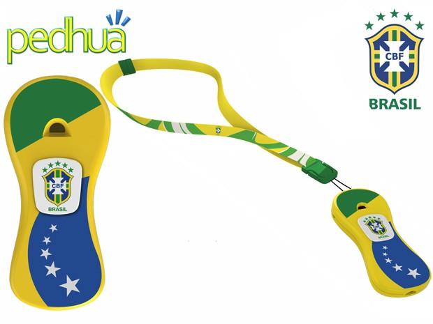 O Pedhuá promete trazer som suave para a Copa do Brasil (Foto: Divulgação/Pedhuá Brasil)