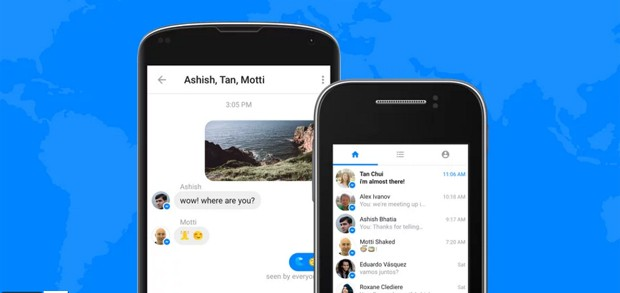 Messenger Lite, do Facebook (Foto: Divulgação)
