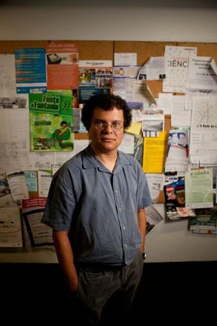 O professor da USP Lincoln Secco (Foto: Marcelo Min/Fotogarrafa/ÉPOCA)