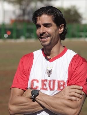 marcelo lins ex-preparador físico do bayern (Foto: Sergio Alberto / Divulgação)