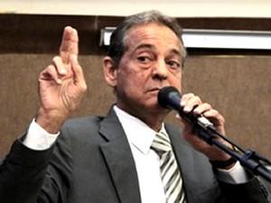 Vereador morreu após choque séptico (Foto: Luiz Alves/Assessoria Câmara de Cuiabá)
