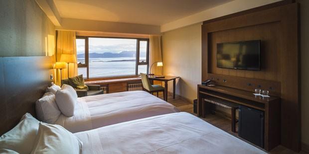 Arakur Ushuaia Resort & Spa, na Patagônia argentina (Foto: Matthew Ellis / divulgação)