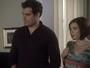 Ciro leva Beth para conhecer Silvia