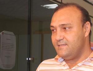 William Simões, presidente do Campinense (Foto: Cadu Vieira)