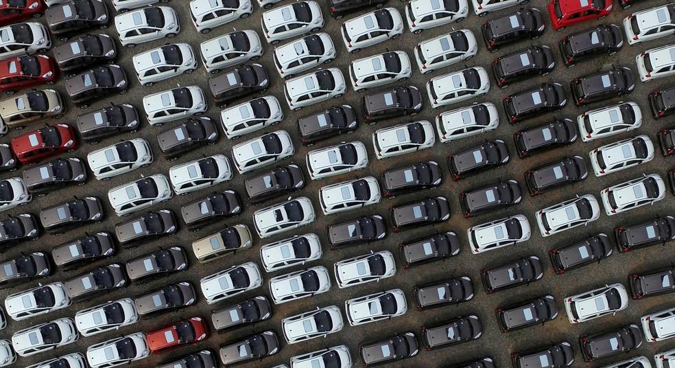 Venda de veículos novos no Brasil cresce no 1º semestre de 2017 (Foto: REUTERS/Stringer)